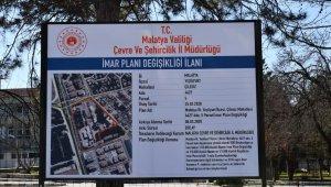 Yeşilyurt'ta yeni belediye binasının inşa edileceği alan belli oldu