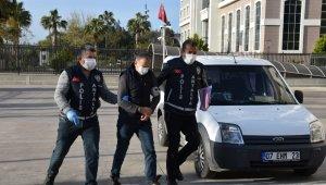 'Koronalıyım' diyerek polise tüküren şüpheli tutuklandı