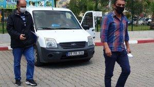 ABGC Başkanı Cem Ulucan adliyeye sevk edildi