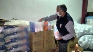 Adana'da 5 milyon liralık sahte deterjan ele geçirildi