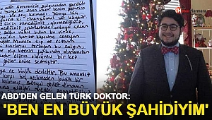 Amerika'dan gelen Türk doktor: 'En büyük şahidiyim. Bu corona salgını...'