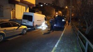 Beyoğlu'nda silahlı saldırı: 1 ağır yaralı