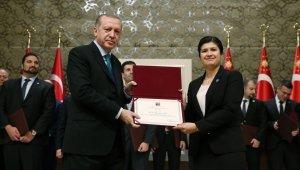Bilim Akademisi Genç İlim İnsanı ödülü BEÜ'ye