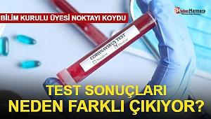 Bilim Kurulu Üyesi Testler İçin Noktayı Koydu!