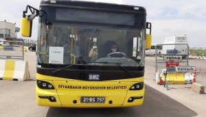 Diyarbakır'da bin 300 tutuklu ve hükümlü tahliye edildi