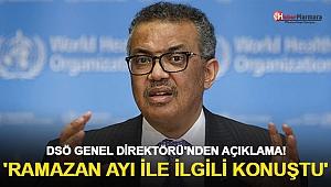 DSÖ Genel Direktöründen Açıklama! Ramazan Ayı İle İlgili Konuştu
