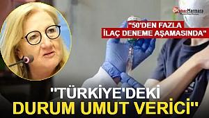 Dünya Sağlık Örgütü Sözcüsü: ''Türkiye'deki Durumun Umut Verici''