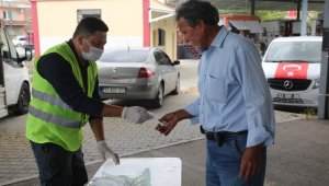 Erdemli'de zabıta ekipleri denetimlerini arttırdı