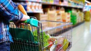 Gaziemir'de dar gelirlilere sosyal market üzerinden gıda desteği