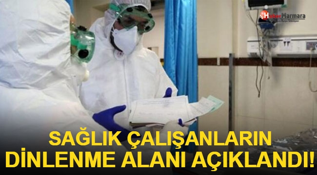 İstanbul Valiliği: Sağlık Çalışanlarının Dinlenmesi İçin 3151 Kişilik Yer Tahsis Edildi