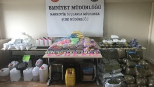 İstanbul'da uyuşturucu operasyonu: 35 milyon liralık uyuşturucu madde ele geçirildi