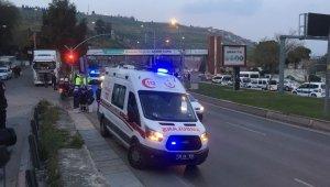 İzmir'de ambulans kaçıran şahıs serbest bırakıldı