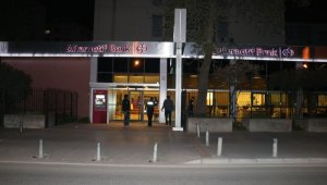 İzmir'de tornavidalı banka soygunu