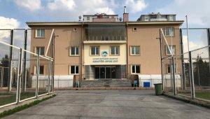 Kayseri'de amatör sahalar boş kaldı