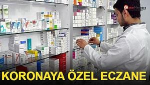 Koronaya Özel Eczane!