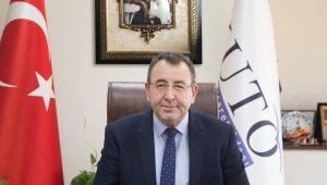 """KUTO Başkanı Akdoğan; """"Üyelerimizin sorunlarını TOBB'a iletiyoruz"""""""