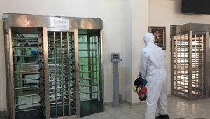 Maltepe Cezaevi'nde korona virüs önlemleri sıklaştırıldı