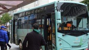 Özel halk otobüsleri yakıt desteği istedi