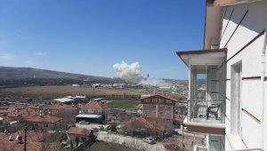 Roketsan'da bir patlama meydana geldi. Patlamada 3 kişinin hafif yaralandığı öğrenildi.