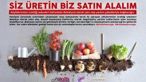 Safranbolu'da tarımsal kalkınmaya destek