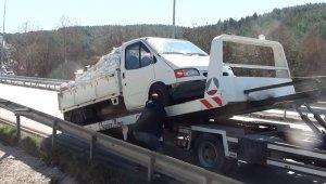 Sağlık görevlisine çarpan sürücüye 9 bin 192 TL para cezası
