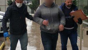 Samsun'da ruhsatsız üretilen 65 bin adet maske ele geçirildi