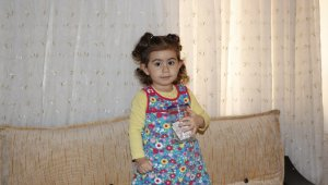 Siirt'te köy çocuklarından bağış kampanyasına destek