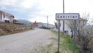 Simav'ın Çakırlar köyü karantinaya alındı