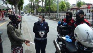 Sosyal mesafeyi hiçe sayıp saç başa kavga eden dilenciler bugün dilenirken yine polise yakalandı