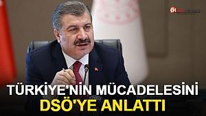 Tarihi toplantıda Bakan Koca'dan DSÖ'ye kritik soru!