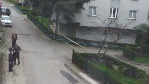 Trabzon'un Ortahisar ilçesinde 3 bloklu bir site Korona virüs tedbirleri kapsamında karantina altına alındı