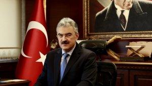 Vali Ayyıldız'dan Türk Polis Teşkilatı'nın 175. kuruluş yıl dönümü mesajı