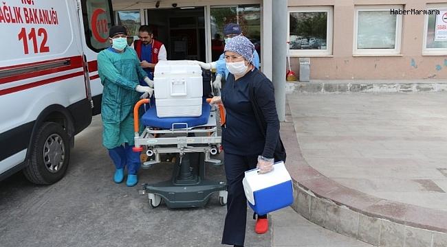 24 yaşındaki gencin organları 7 hastaya umut oldu