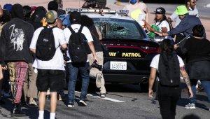 ABD'de başlayan ırkçılık karşıtı protestolar, ülke geneline yayıldı
