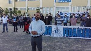 Adilcevaz GKY TÜRŞAD voleybol takımı 1. lige yükseldi