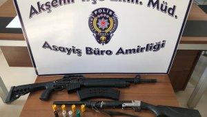 Akşehir'de motosiklet çalan şüpheli tutuklandı