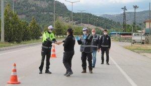 Amasya'da 180 kişiye cezai işlem yapıldı