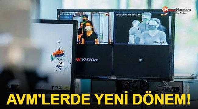 AVM'lerde yeni dönem!  Türkiye'de bir ilk! Asansörler pedalla çağrılacak!