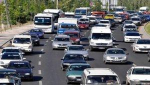Aydın'da araç sayısı 1 yılda 10 bin 469 arttı