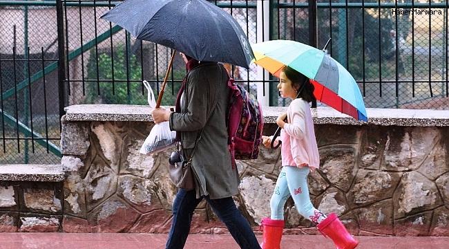 Bayram sonrası Aydın'da yağışlı hava etkili olacak
