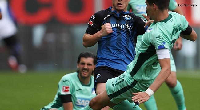 Bundesliga: Paderborn: 1 - Hoffenheim: 1