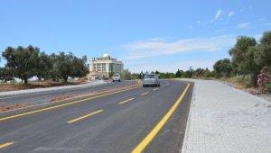 Büyükşehir'den Didim'e sıcak asfalt