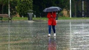 Doğu Karadeniz'de sağanak yağış bekleniliyor