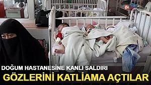 Doğum hastanesine saldırı: Yeni doğan bebekler, hamile kadınlar hayatını kaybetti