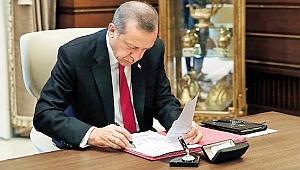 Erdoğan imzaladı! 97 ilçeye kaymakam atandı
