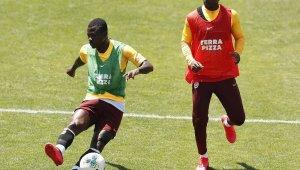Galatasaray, Ç. Rizespor hazırlıklarını sürdürdü