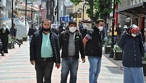 İki ilde maskesiz dışarı çıkmak yasaklandı