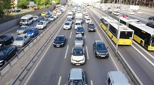İstanbul trafiğinde son durum!