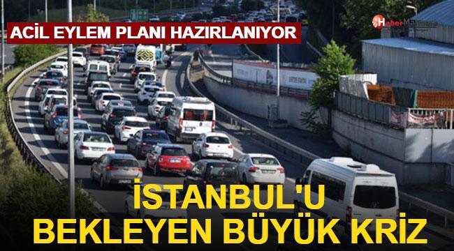 İstanbul'u bekleyen büyük kriz! Normalleşme sonrasında...