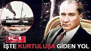 İşte Kurtuluşa Giden Yol: 19 Mayıs Atatürk'ü Anma, Gençlik ve Spor Bayramı